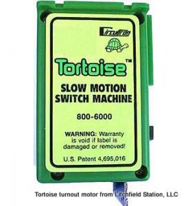 Tortoise Växelmotor