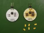 Bild 2 Baksida LED till IKEA lampa